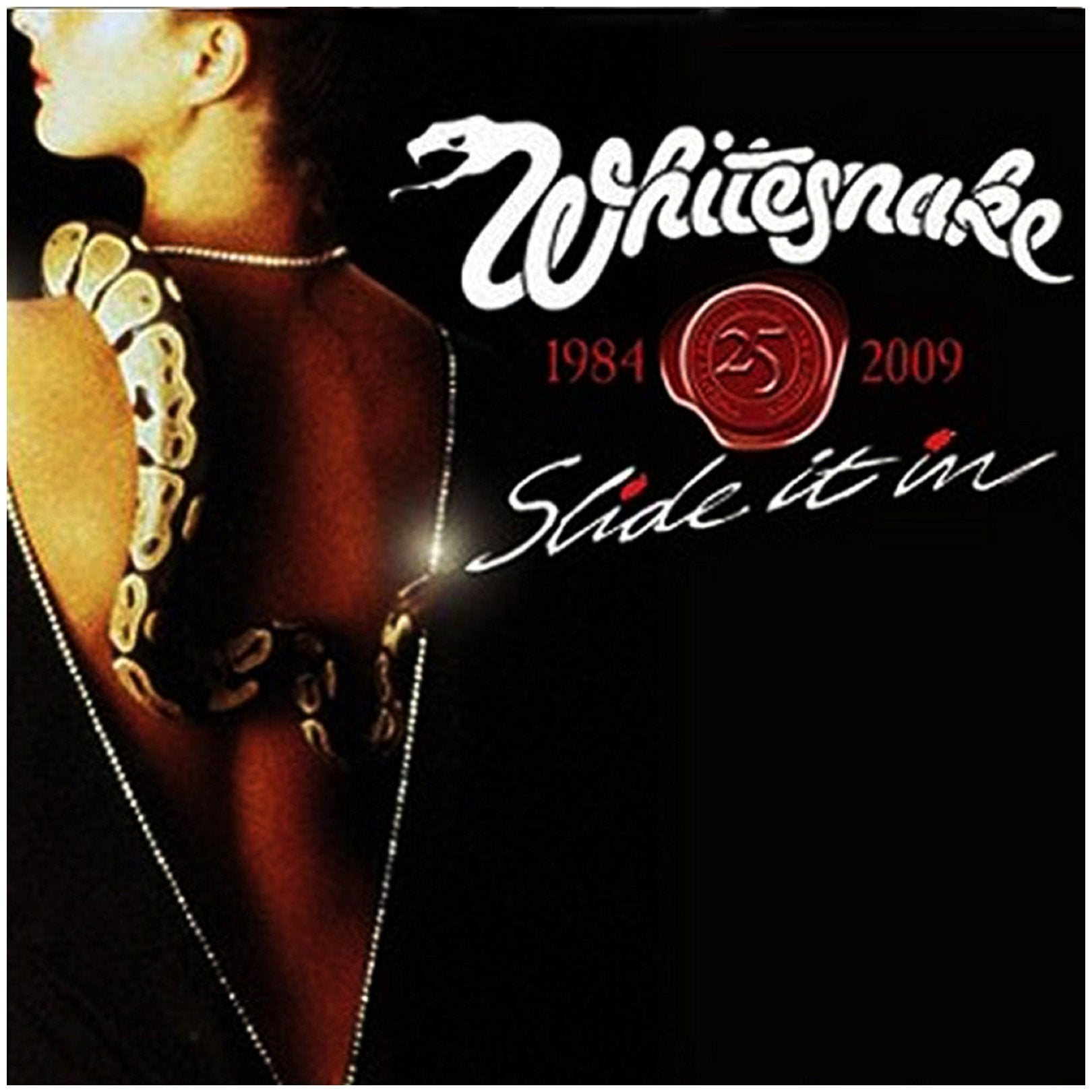 Whitesnake - Whitesnake - Slide It In - 25th Anniversary Cd + Dvd