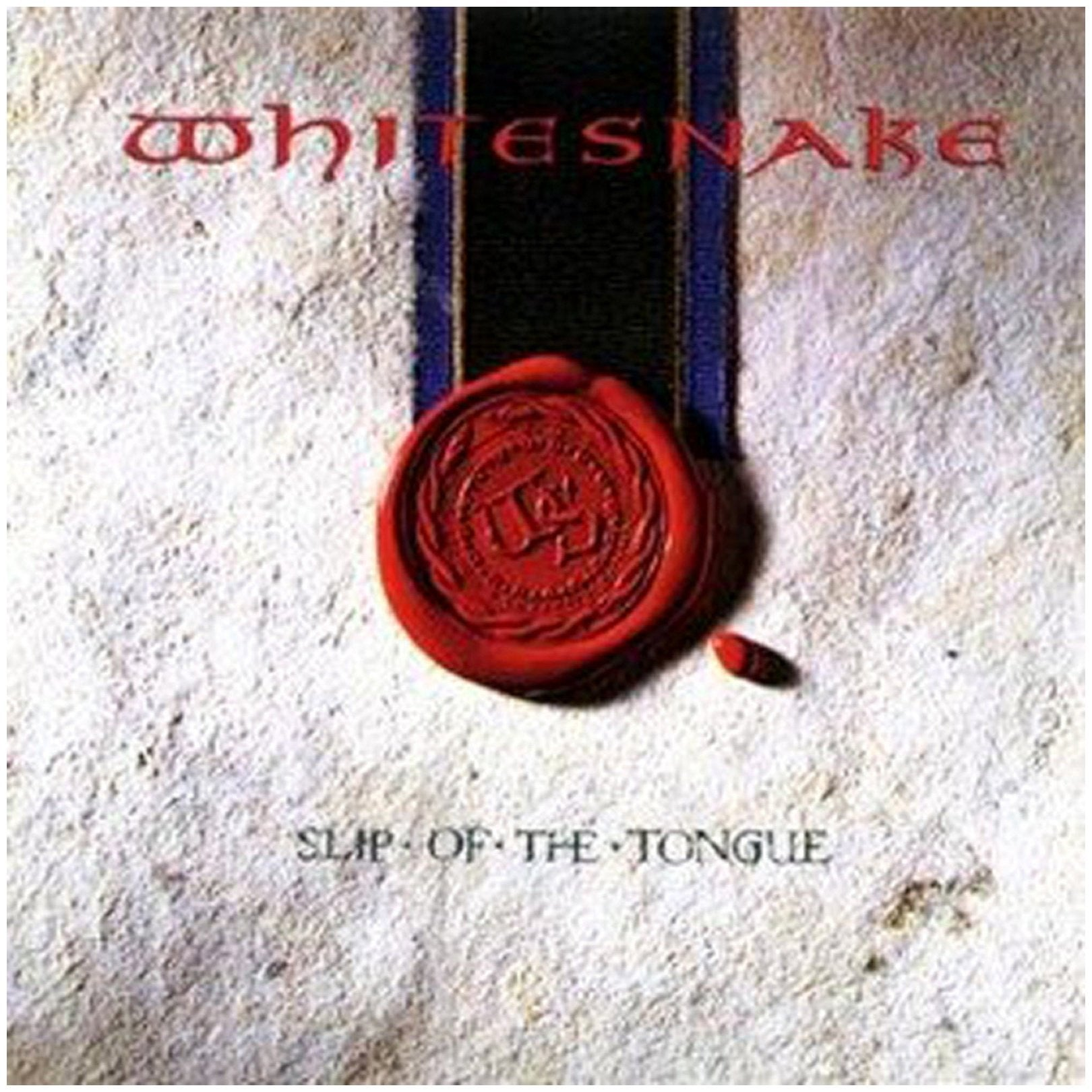 Whitesnake - Whitesnake - Slip Of The Tongue - Cd
