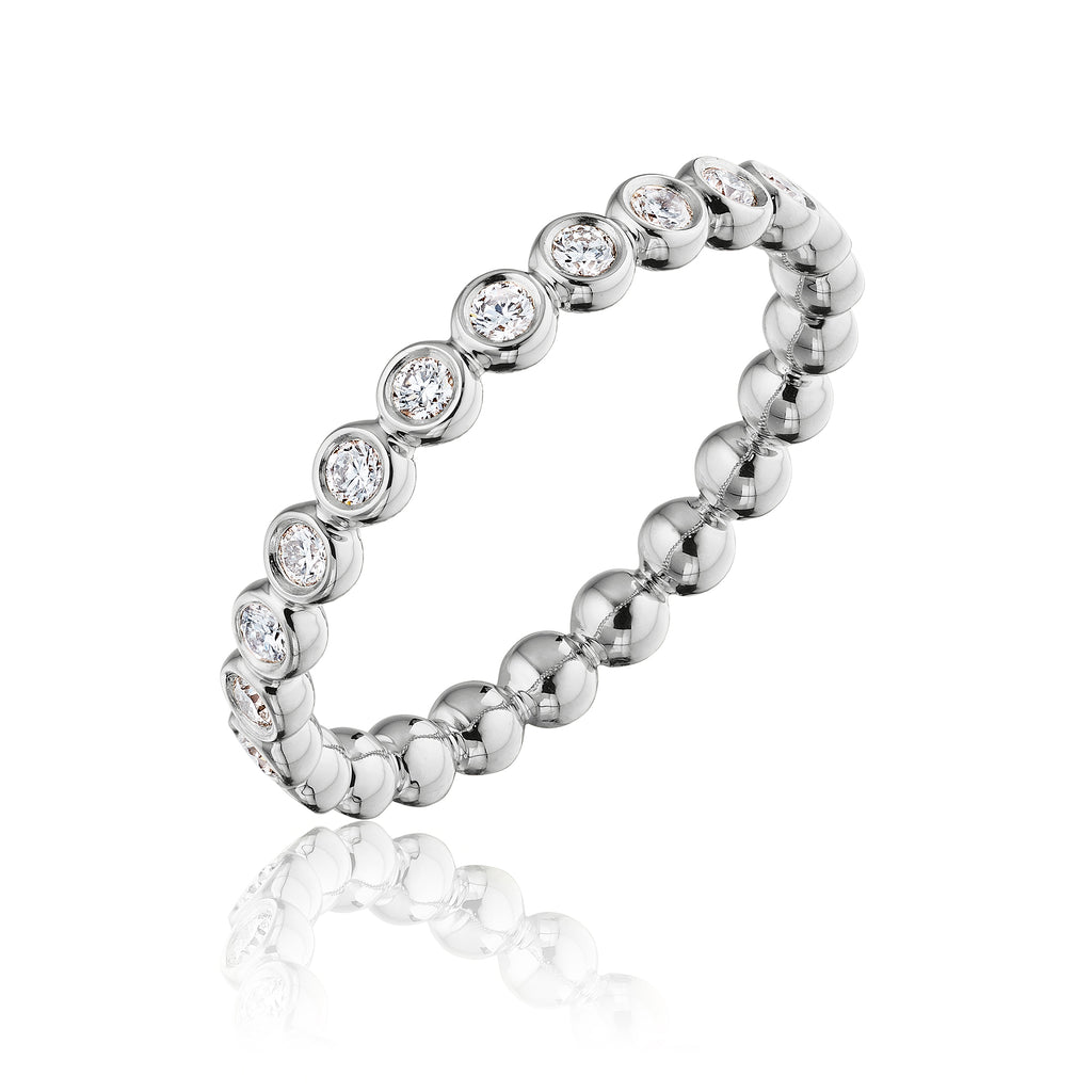 Small Diamond Bubble band