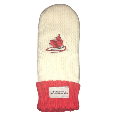 Skate Canada Mitts
