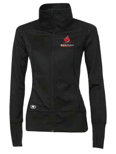 Womens Ogio Endurance Full Zip