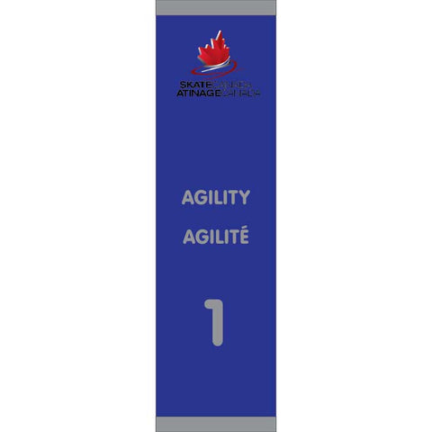 Agility Ribbons (25 pack)
