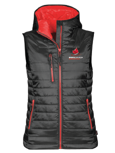 Women Coaching Thermal Vest