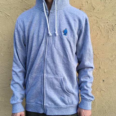 Wet Willy Zip Up Hoodie