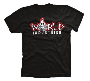 World Industries Get Off Me Short Sleeve Boy's T-Shirt