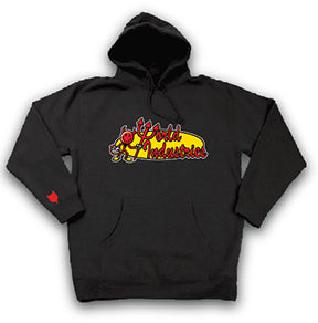 World Industries Retro Corp Hoodie Black
