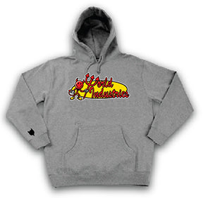 World Industries Retro Corp Hoodie Heather
