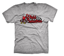 Load image into Gallery viewer, World Industries Retro Checker Short Sleeve Boy's T-Shirt