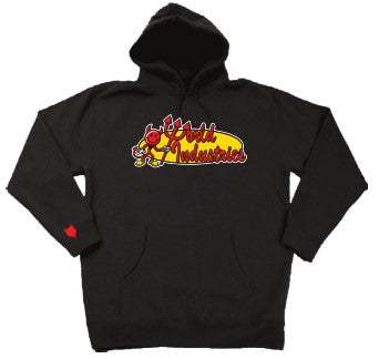 World Industries Retro Corp Boy's Hoodie