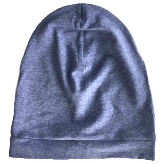 Blue Slouchy Beanie - Dapper Jacks