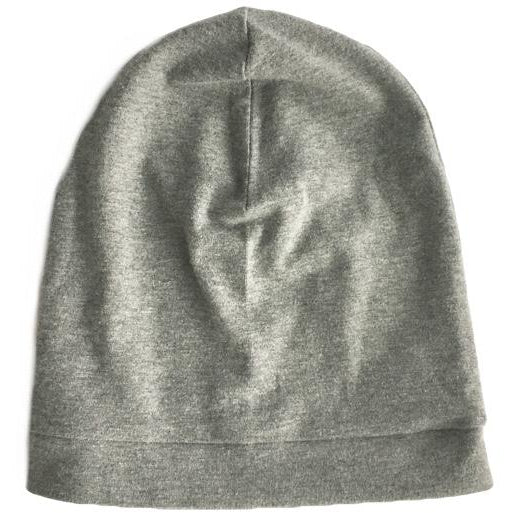 Grey Slouchy Beanie - Dapper Jacks