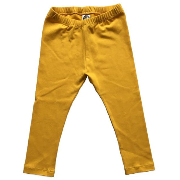 Mustard Leggings - Dapper Jacks