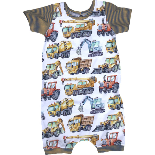 Boy's Summer Rompers