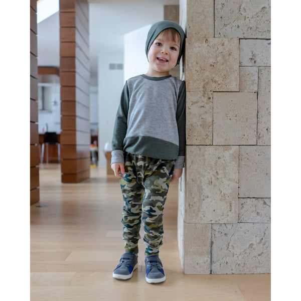 Camo Leggings - Dapper Jacks