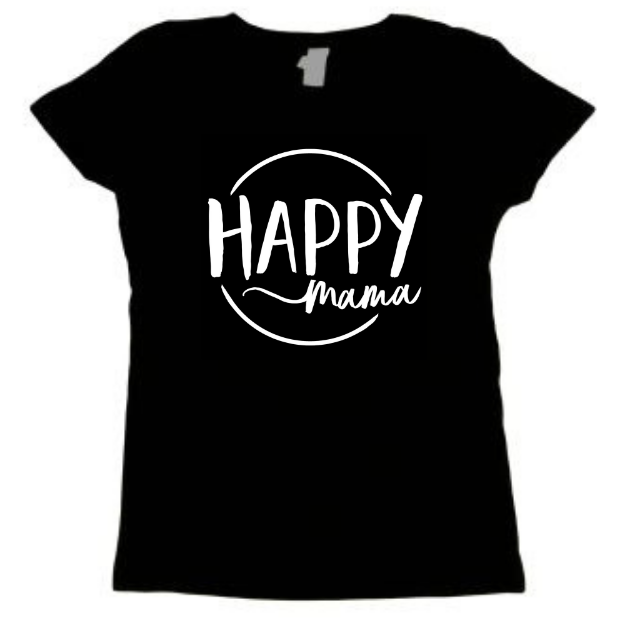 Happy Mama Tee - Dapper Jacks
