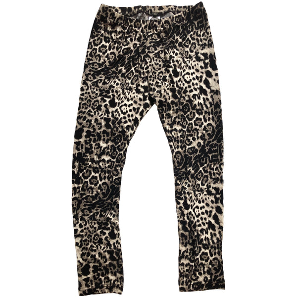 Leopard Lounge Pants - Dapper Jacks