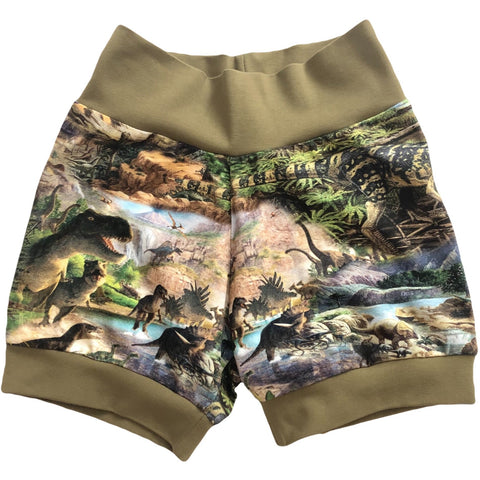 Dinosaur World Shorts - Dapper Jacks