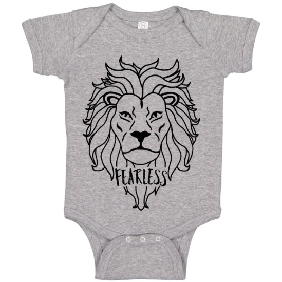 Fearless Bodysuit - Dapper Jacks