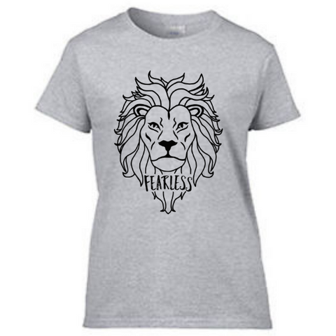 Fearless Mama Tee - Dapper Jacks