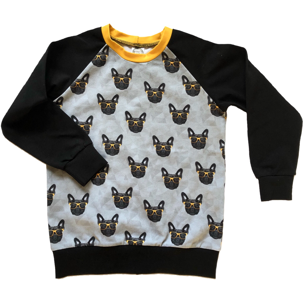 Hipster Dogs Sweatshirt - Dapper Jacks