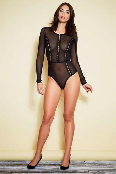 Hook Up Bodysuit