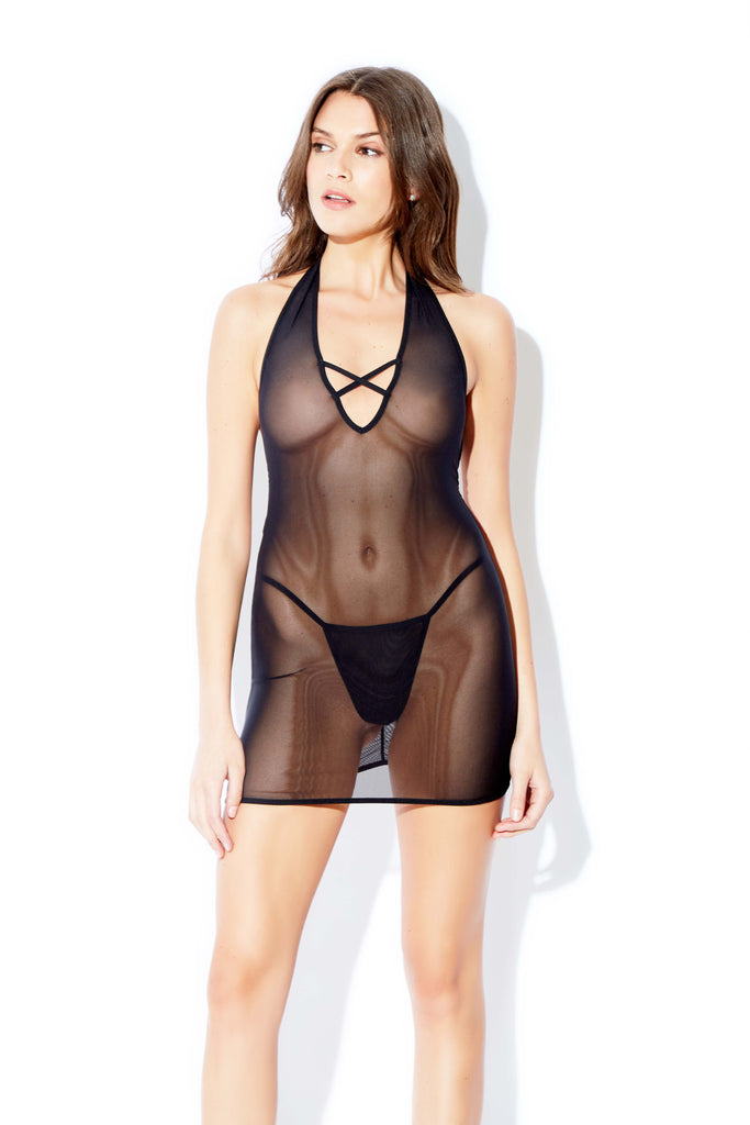 Cross My Heart Chemise