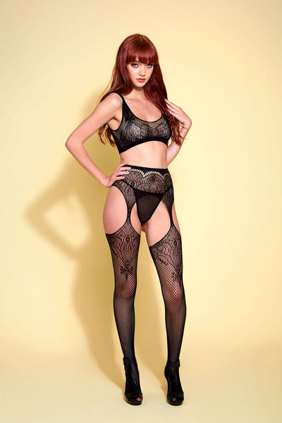 Black Magic Stocking Set