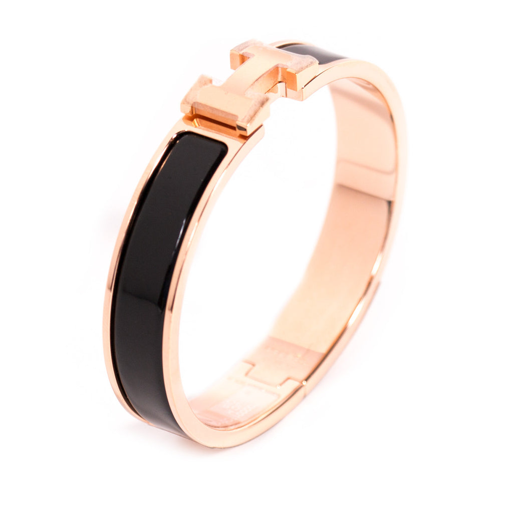 Hermes Clic H Bracelet GM Accessories Hermes - Shop authentic new pre-owned designer brands online at Re-Vogue