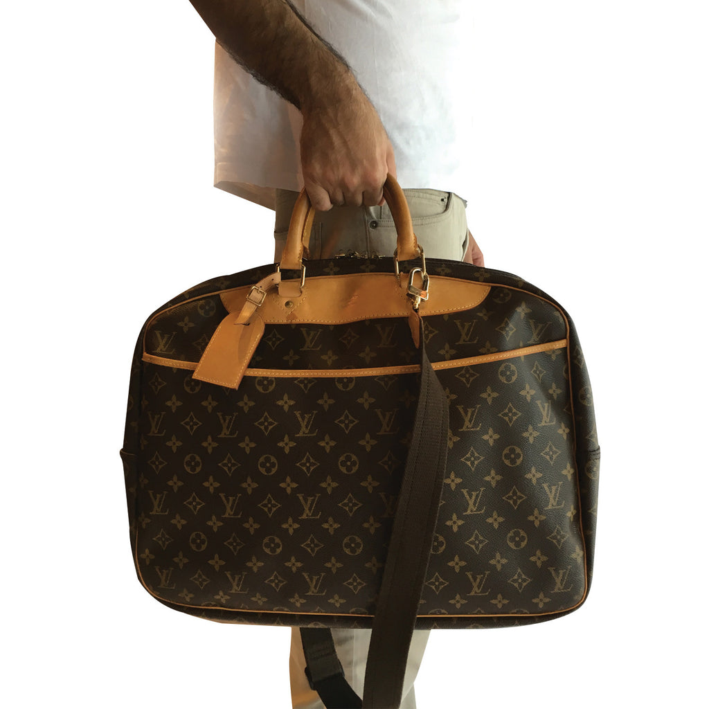 Louis Vuitton Alize 24 Heures Bags Louis Vuitton - Shop authentic new pre-owned designer brands online at Re-Vogue