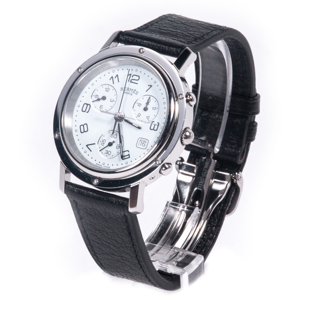 Hermes Clipper Chronograph Accessories Hermès - Shop authentic new pre-owned designer brands online at Re-Vogue