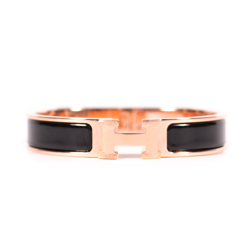 Hermes Clic H Bracelet GM Accessories Hermès - Shop authentic new pre-owned designer brands online at Re-Vogue