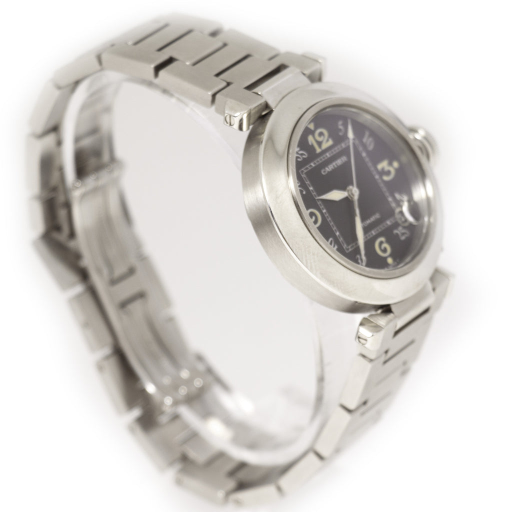 Cartier Pasha Automatic Watch Accessories Cartier - Shop authentic new pre-owned designer brands online at Re-Vogue