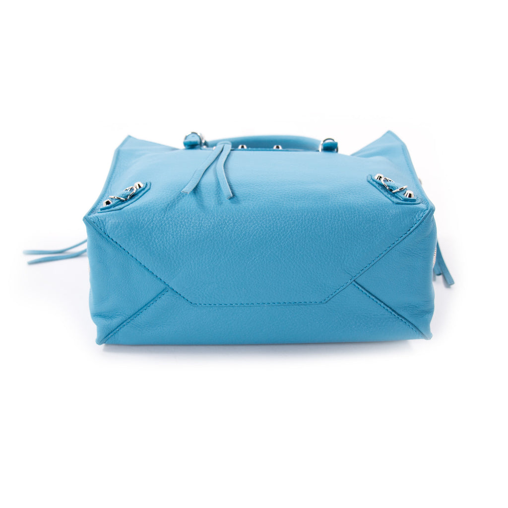 Balenciaga Mini A4 Papier Zip Around Bags Balenciaga - Shop authentic new pre-owned designer brands online at Re-Vogue