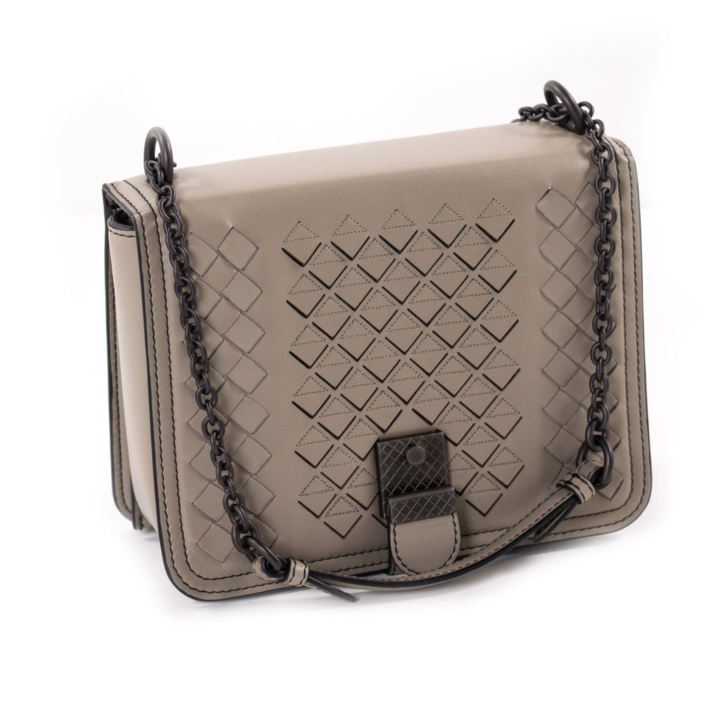 Bottega Veneta Mini Runway Shoulder Bag Bags Bottega Veneta - Shop authentic new pre-owned designer brands online at Re-Vogue