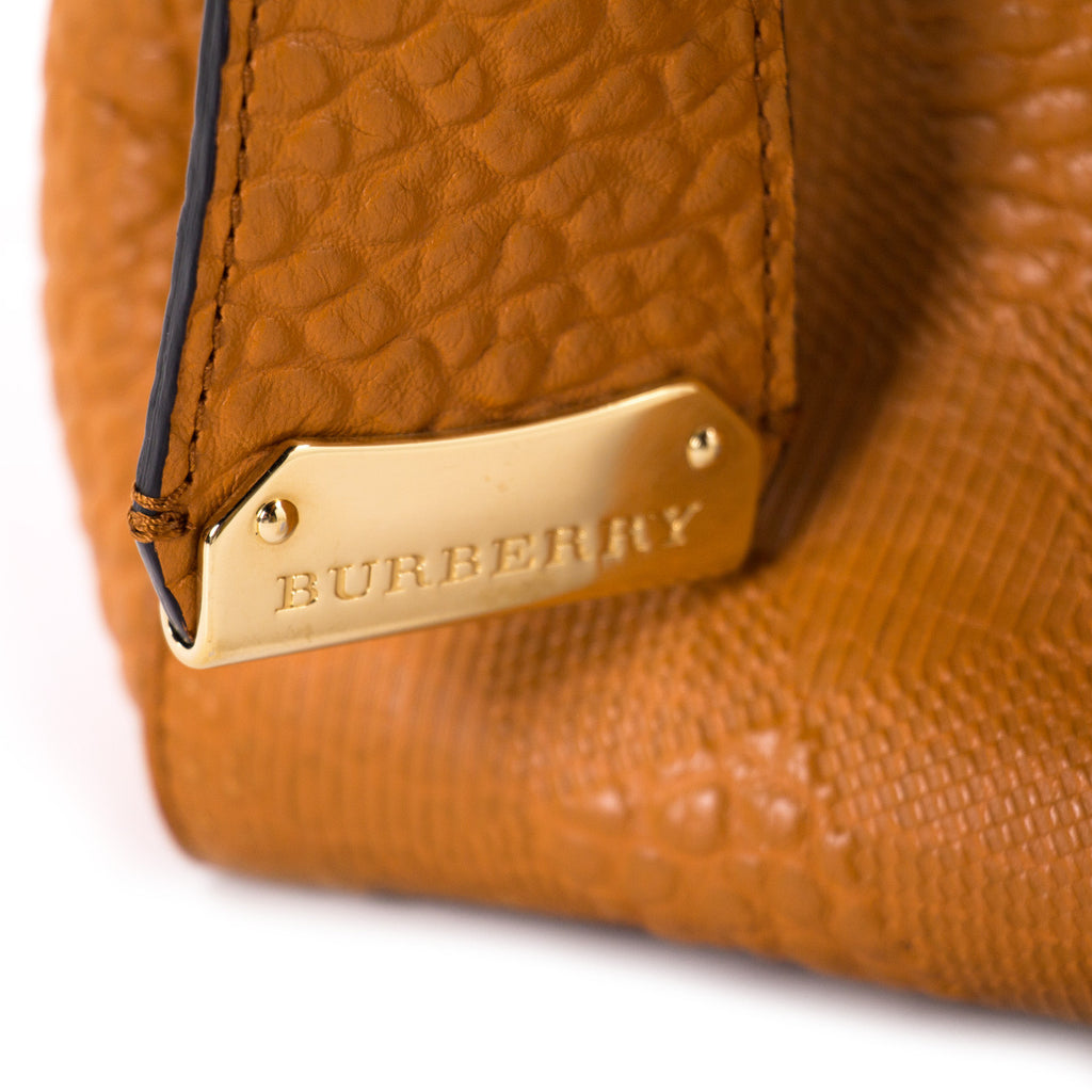 Burberry Grain Check Canterbury Tote Bags Burberry - Shop authentic new pre-owned designer brands online at Re-Vogue