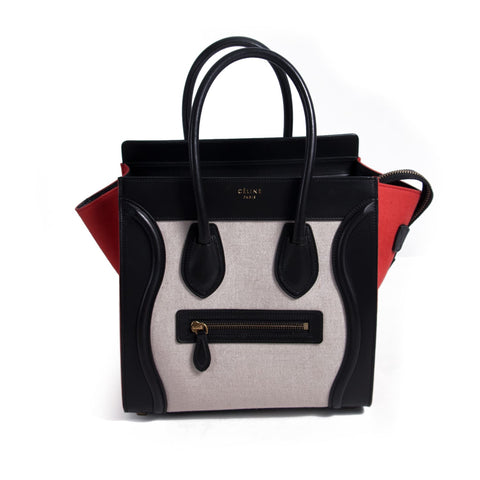 Fendi Shearling Large 2jours Tote