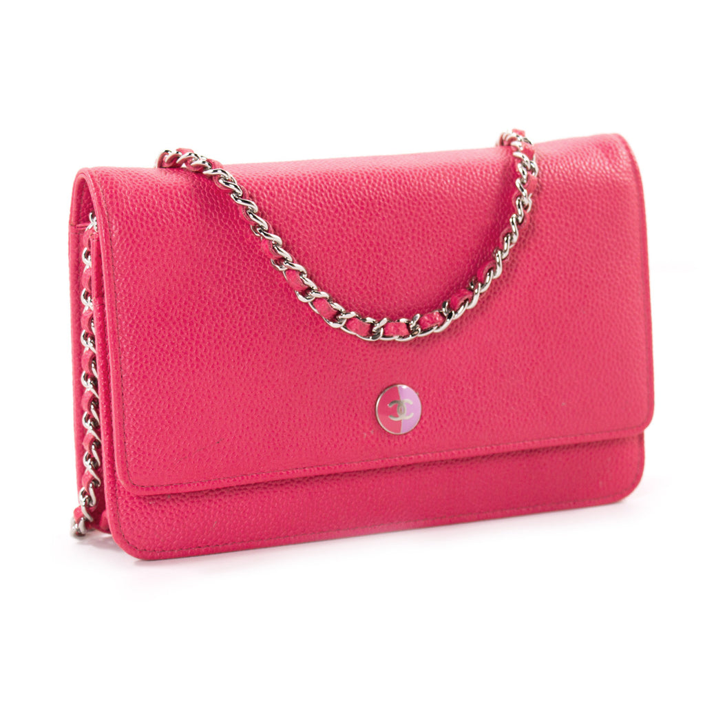 Chanel Caviar Leather Wallet On Chain Bags Chanel - Shop authentic new pre-owned designer brands online at Re-Vogue