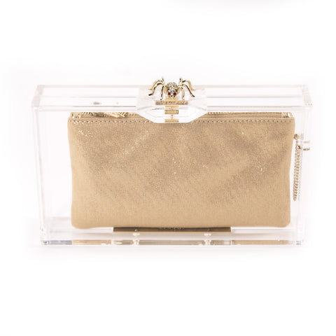 Saint Laurent Chyc Clutch