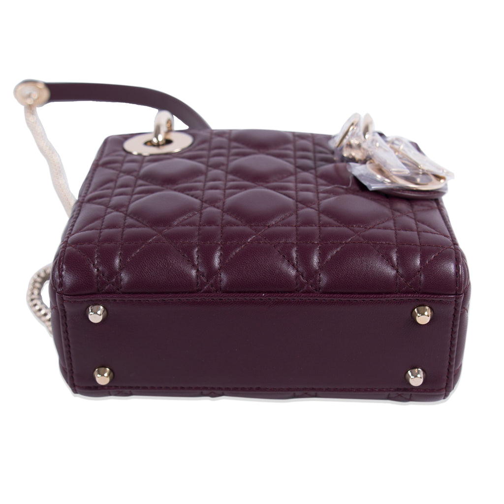 Christian Dior Mini Lady Dior Bag Bags Dior - Shop authentic new pre-owned designer brands online at Re-Vogue