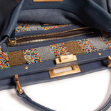 Fendi Large Beaded Peekaboo Bag