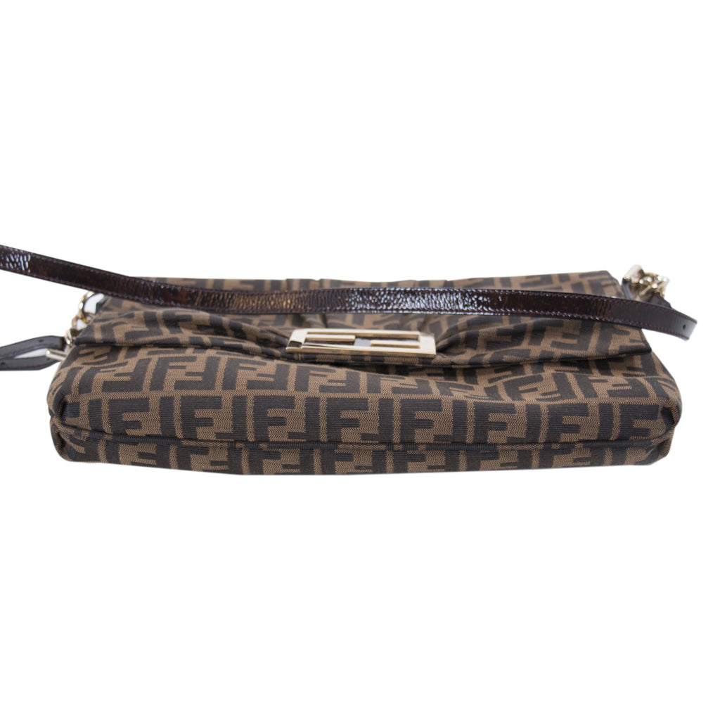 Fendi Zucca Canvas Cross Body Bag Bags Fendi - Shop authentic new pre-owned designer brands online at Re-Vogue