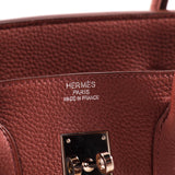Hermès Birkin 35 Ruby Red Togo Bags Hermès - Shop authentic new pre-owned designer brands online at Re-Vogue