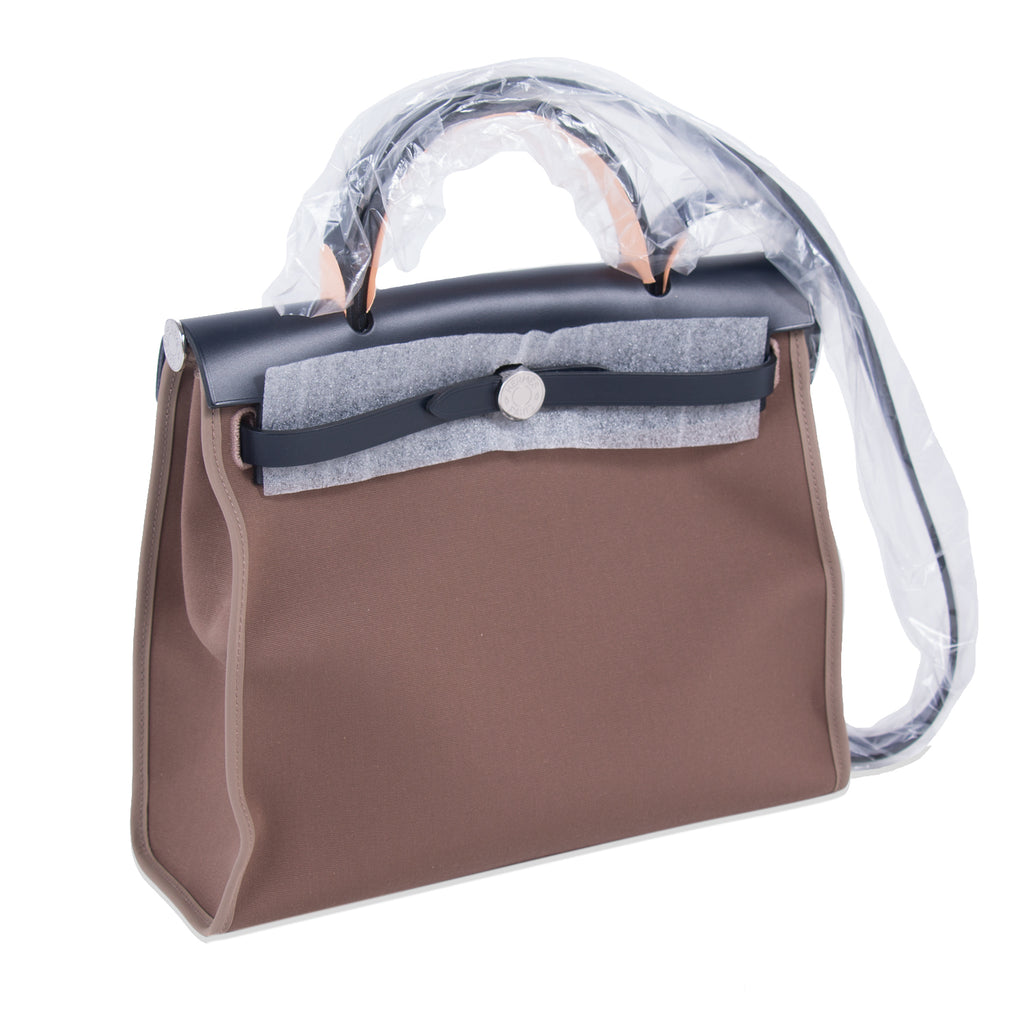 Hermès Herbag Zip 31 Etoupe Bags Hermès - Shop authentic new pre-owned designer brands online at Re-Vogue