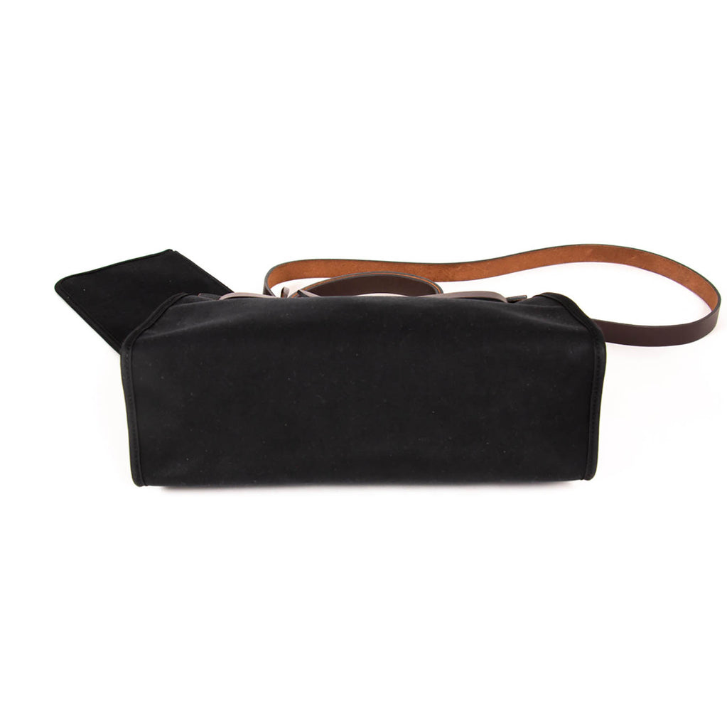 Hermès Herbag Zip 31 Brown Black