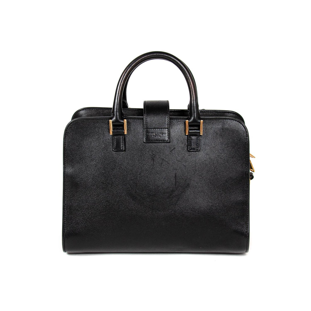Saint Laurent Monogram Baby Cabas Bag