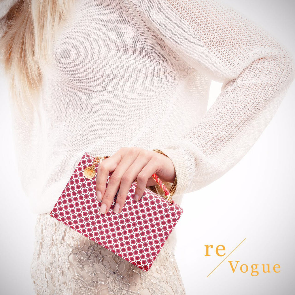 Stella McCartney Clutch - revogue
