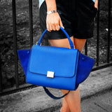 Celine Mini Trapeze Bag Bags Celine - Shop authentic pre-owned designer brands online at Re-Vogue