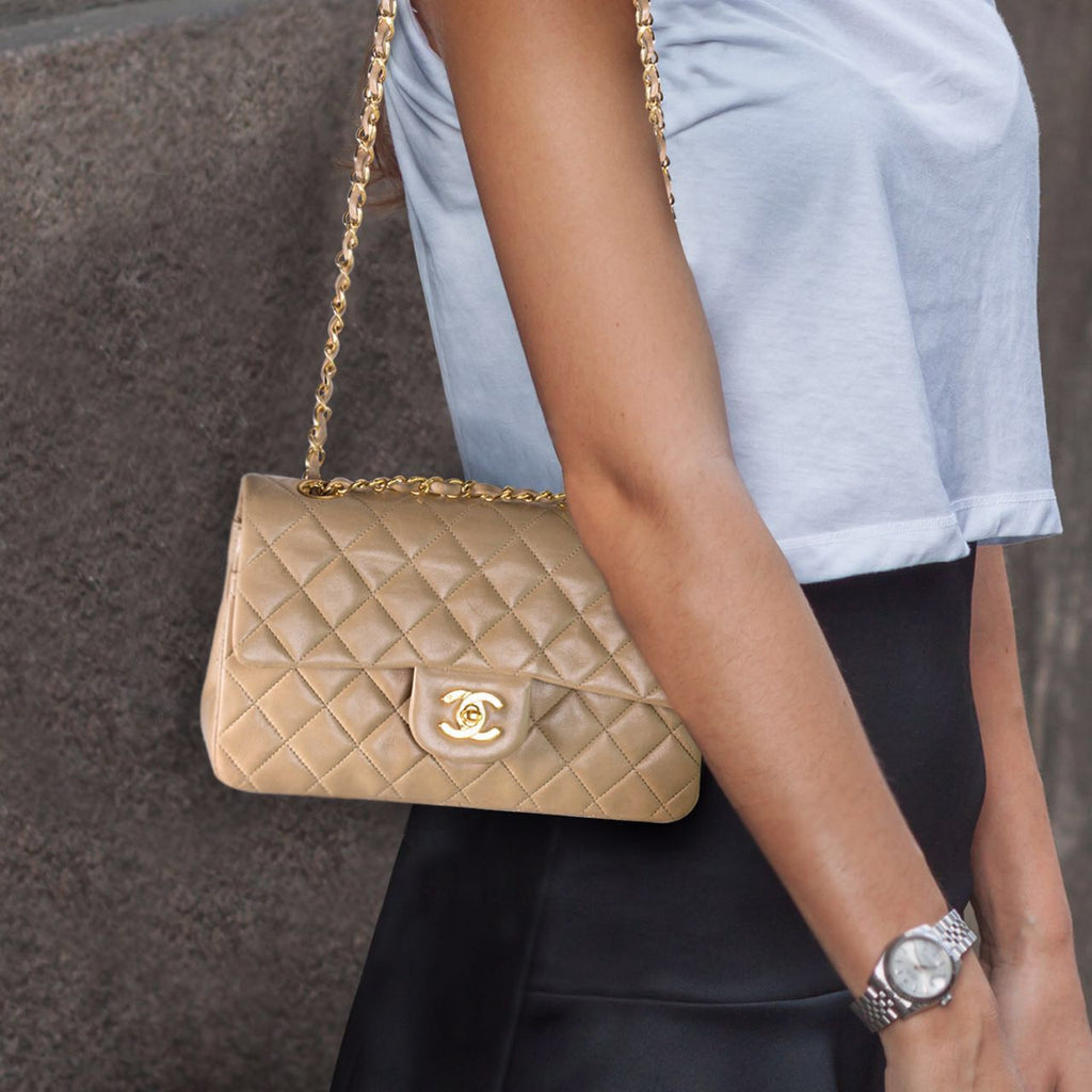 768852b81e71 Chanel Classic Small Double Flap Bags Chanel - Shop authentic new pre-owned  designer brands ...