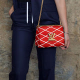 Louis Vuitton Malletage Twist PM Bags Louis Vuitton - Shop authentic new pre-owned designer brands online at Re-Vogue