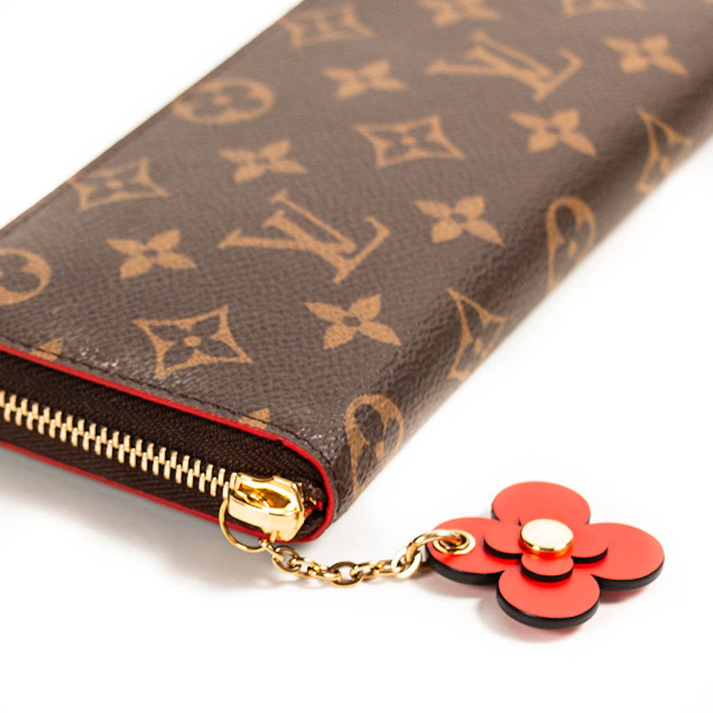 Louis Vuitton Monogram Clemence Wallet